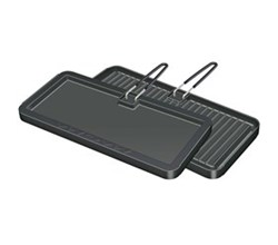 Cookware magma two sided non stick griddle