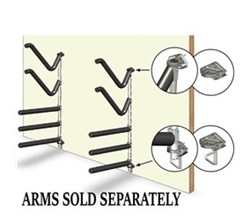 Kayak/SUP Racks magma wall mounted kayak sup rack